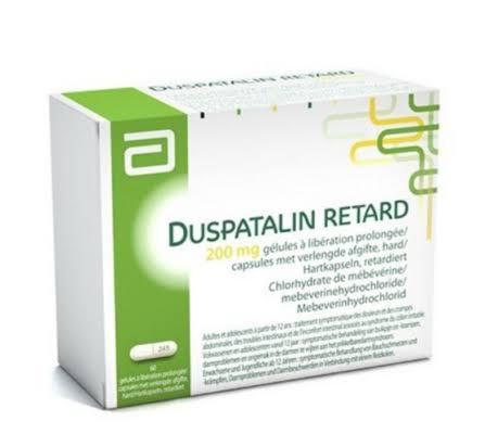 أقراص دوسباتالين ريتارد لعلاج اضطرابات المعدة والقولون