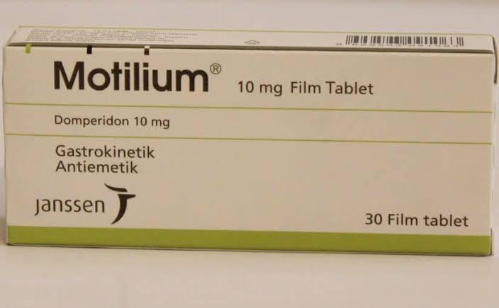 أقراص موتيليوم لعلاج القيء والغثيان