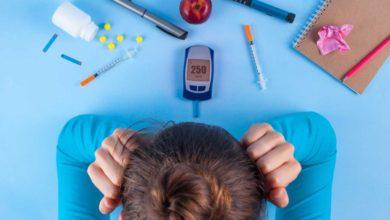 انواع مرض السكري واعراض كل نوع