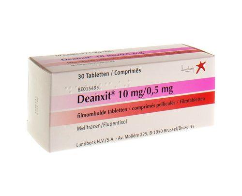 عبوة اقراص ديانكسيت لعلاج الاكتئاب الحاد