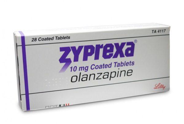 دواء اولانزابين لعلاج الاكتئاب والفصام والهوس