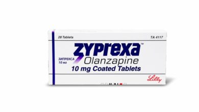 دواء اولانزابين لعلاج الهوس الاكتئابي والفصام