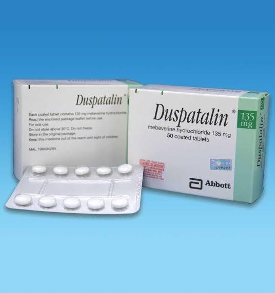 دواء duspatalinأقراص لعلاج القولون العصبي وآلام المعدة 1