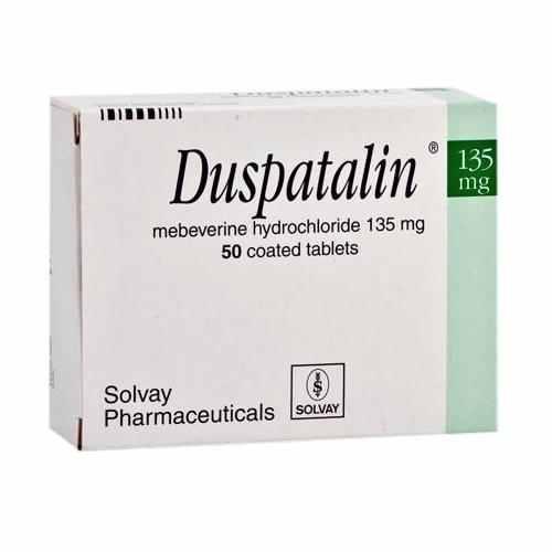 دواء duspatalinأقراص لعلاج القولون العصبي وآلام المعدة