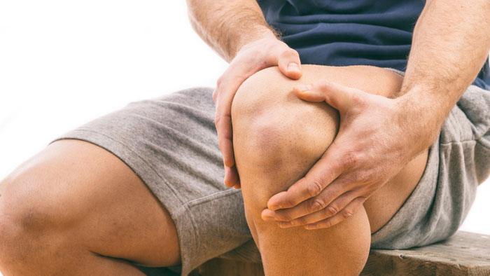 قد يكون السبب وراء آلام الركبة وجود التهابات