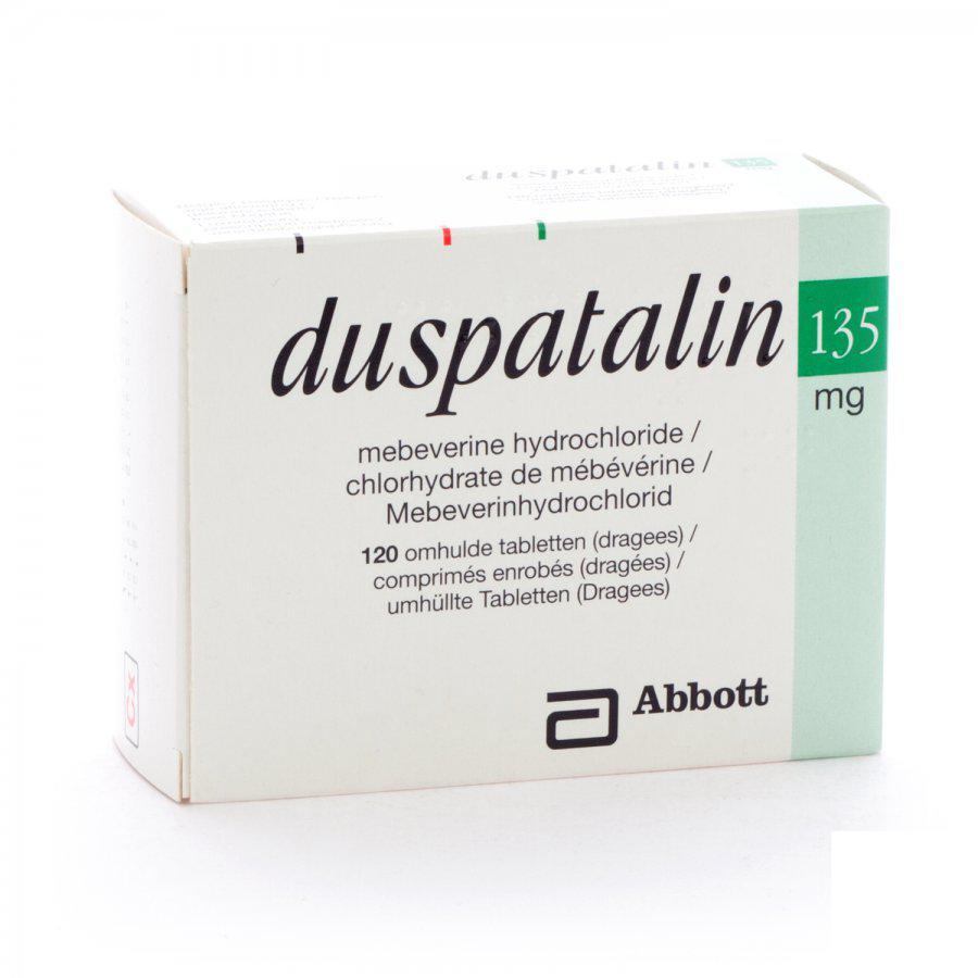 duspatalin دواء