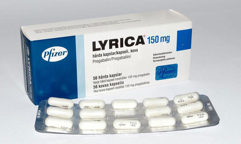 lyrica دواء كبسولات