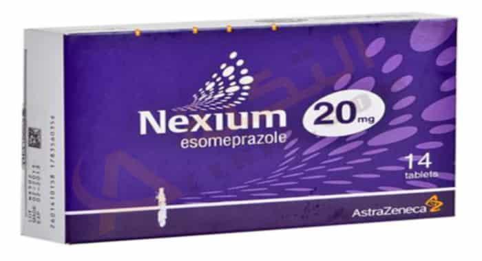 nexium دواء أقراص وحقن لعلاج قرحة المعدة والحموضة
