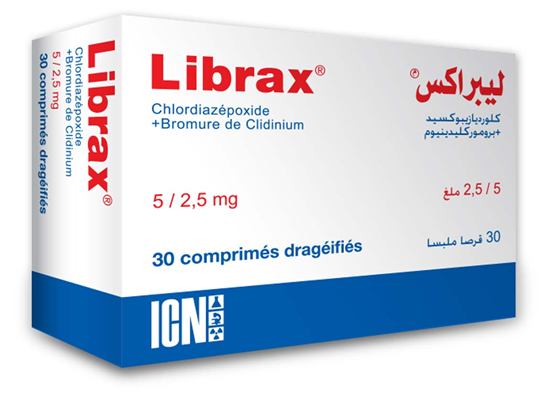 دواء ليبراكس من اشهر الادوية لعلاج آلام القولون
