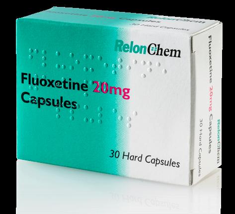 فلوكسيتين اقراص يمنع تماما استعماله دون استشارة الطبيب