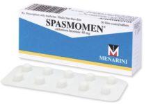 دواء spasmomen سبازمومين لعلاج الام القولون العصبي