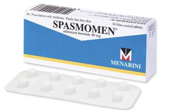 دواء spasmomen