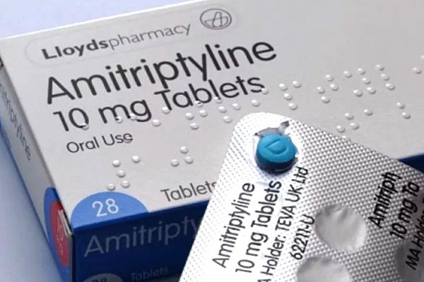 دواء amitriptyline