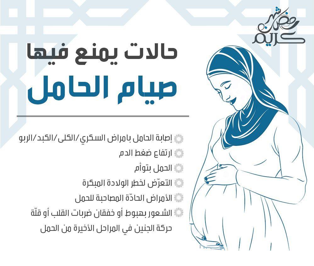 فوائد وأضرار الصيام للحامل ونصائح مهمة مع قدوم شهر رمضان