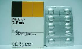 دواء موبيك أقراص لعلاج التهابات المفاصل