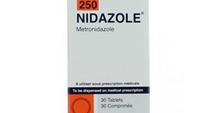 دواء نيدازول