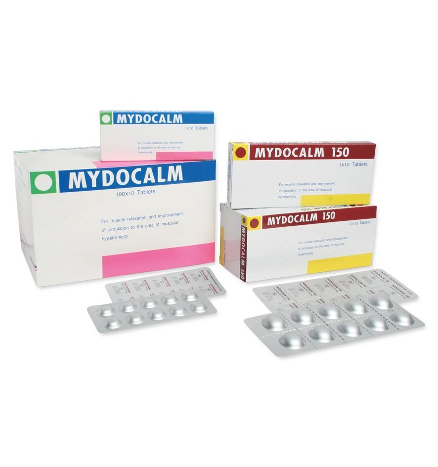 دواء mydocalm