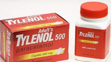 دواء tylenol