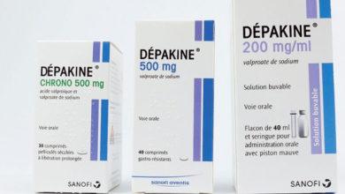سعر دواء ديباكين