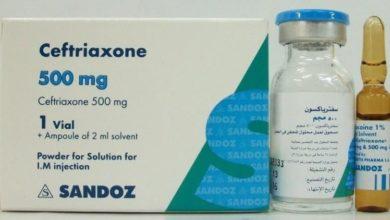دواء ceftriaxone