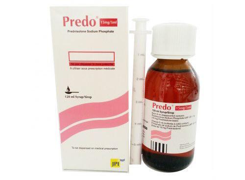 شراب بريدو يعمل على علاج الالتهابات