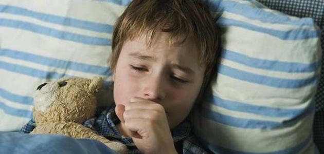 ادوية لعلاج السعال عند الاطفال
