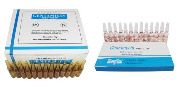 دواء جنتاميسين
