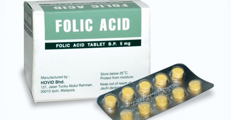 سعر ومواصفات دواء Folic Acid فوليك اسيد لعلاج الانيميا وسوء التغذية