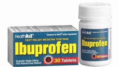 أقراص ايبوبروفين