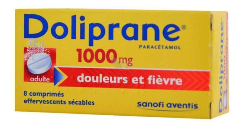 دواء دوليبرين doliprane دواعي الاستعمال