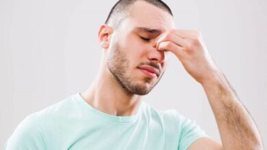 علاج الجيوب الانفية وأعراضها وطرق التخلص منها طبيعيا