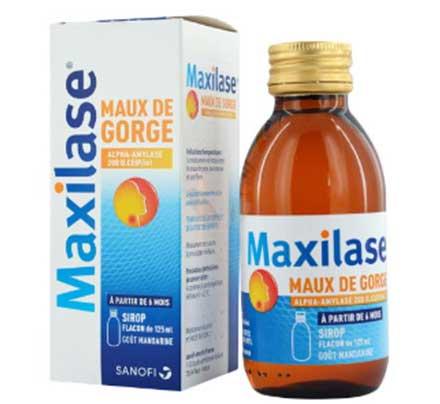 دواء شراب ماكسيلاز