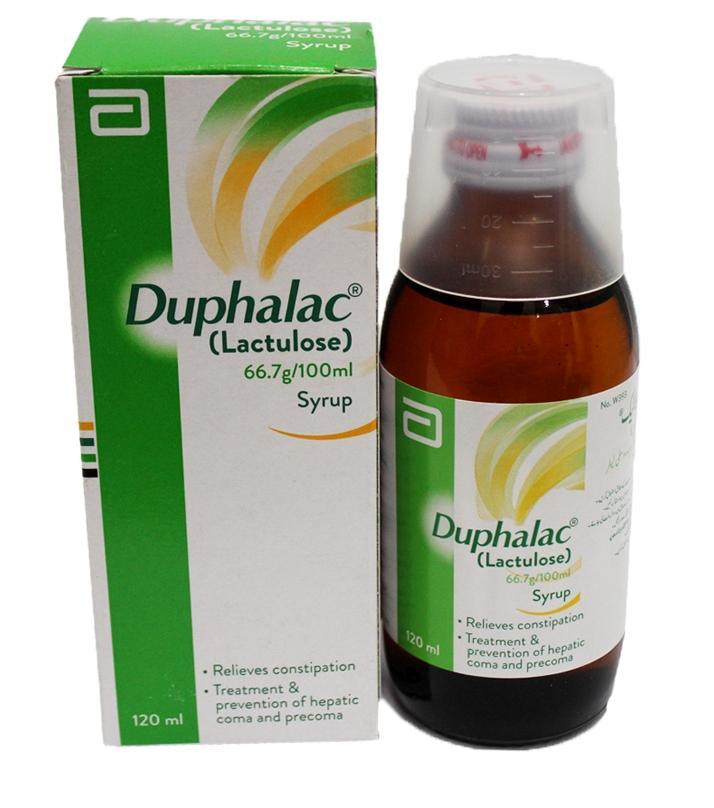 سعر ومواصفات دواء دوفالاك Duphalac شراب م لين لعلاج الإمساك المزمن
