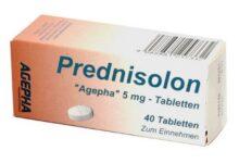 أقراص بريدنيزولون
