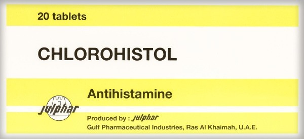 دواء chlorohistol