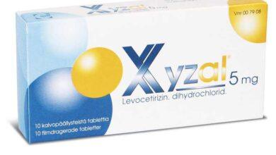 معلومات عن دواء زيزال