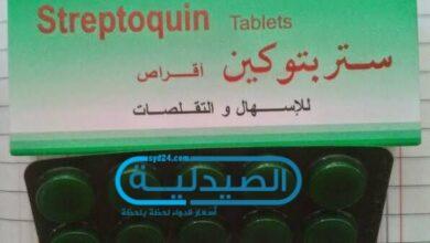 ستربتوكين لعلاج اضطرابات الجهاز الهضمي