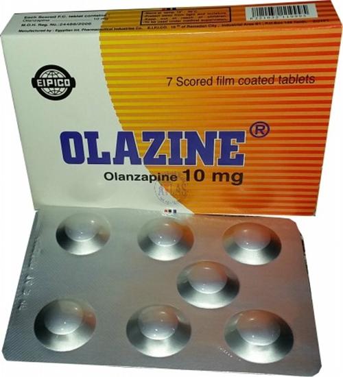 سعر ومواصفات أقراص Olazine اولازين لعلاج الذهان وانفصام الشخصية والاضطرابات النفسية