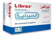 ليبراكس لعلاج تقلصات القولون