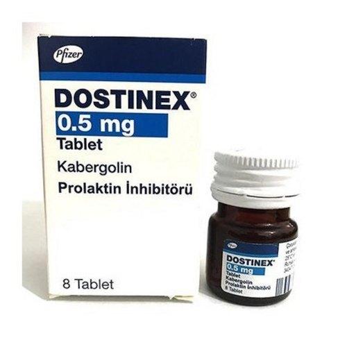 سعر ومواصفات دواء تنشيف الحليب Dostinex دوستينكس