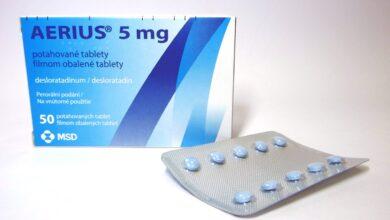 دواء إيريوس