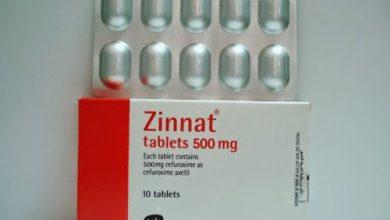 دواعي استعمال دواء زينات