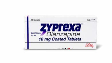 دواء olanzapine