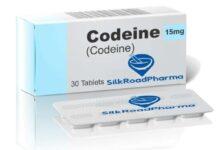 ادوية تحتوى على كودايين
