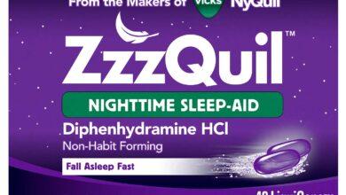 دواعي استعمال دواء zzzquil