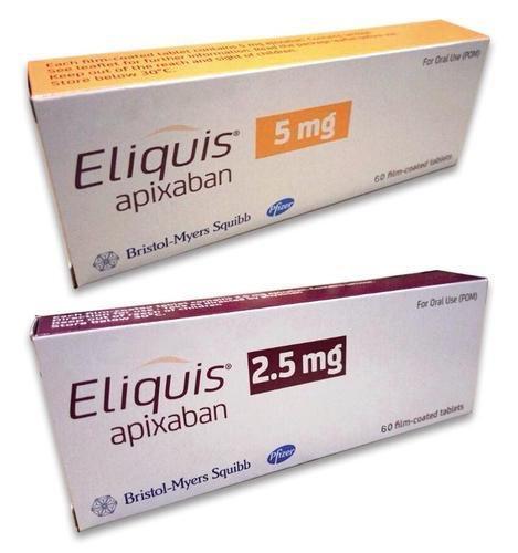 موانع دواء eliquis