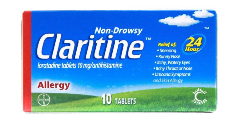 سعر كلاريتين اقراص 2020 لعلاج أعراض الحساسية