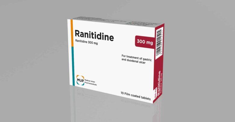 رانتيدين لعلاج مشاكل المعدة