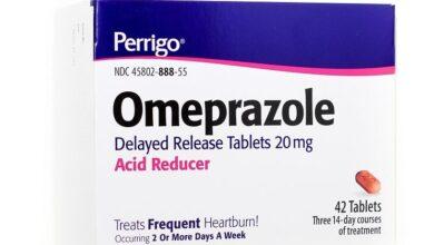 دواء اومبيرازول
