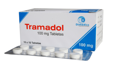 علاج الترامادول بدون الم